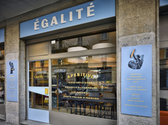 Egalitè: la tradizione francese che incontra Milano